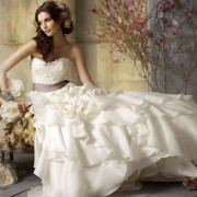 2011-Natural-Waist-Wedding-Dresses-picture-1